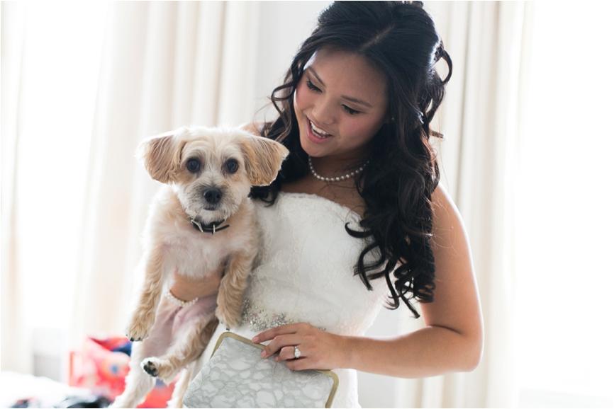 Bride's Best Friend // CT Wedding Photographer