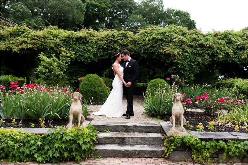 Brianna & Josh // St. Clements Castle Wedding