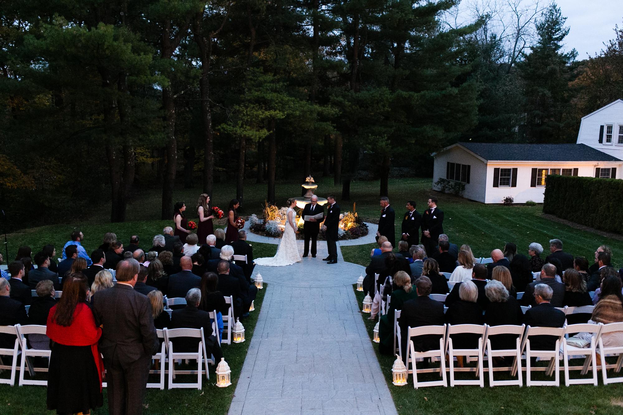 Photo of Fox Hill Inn. A unique wedding venue in Brookfield, CT