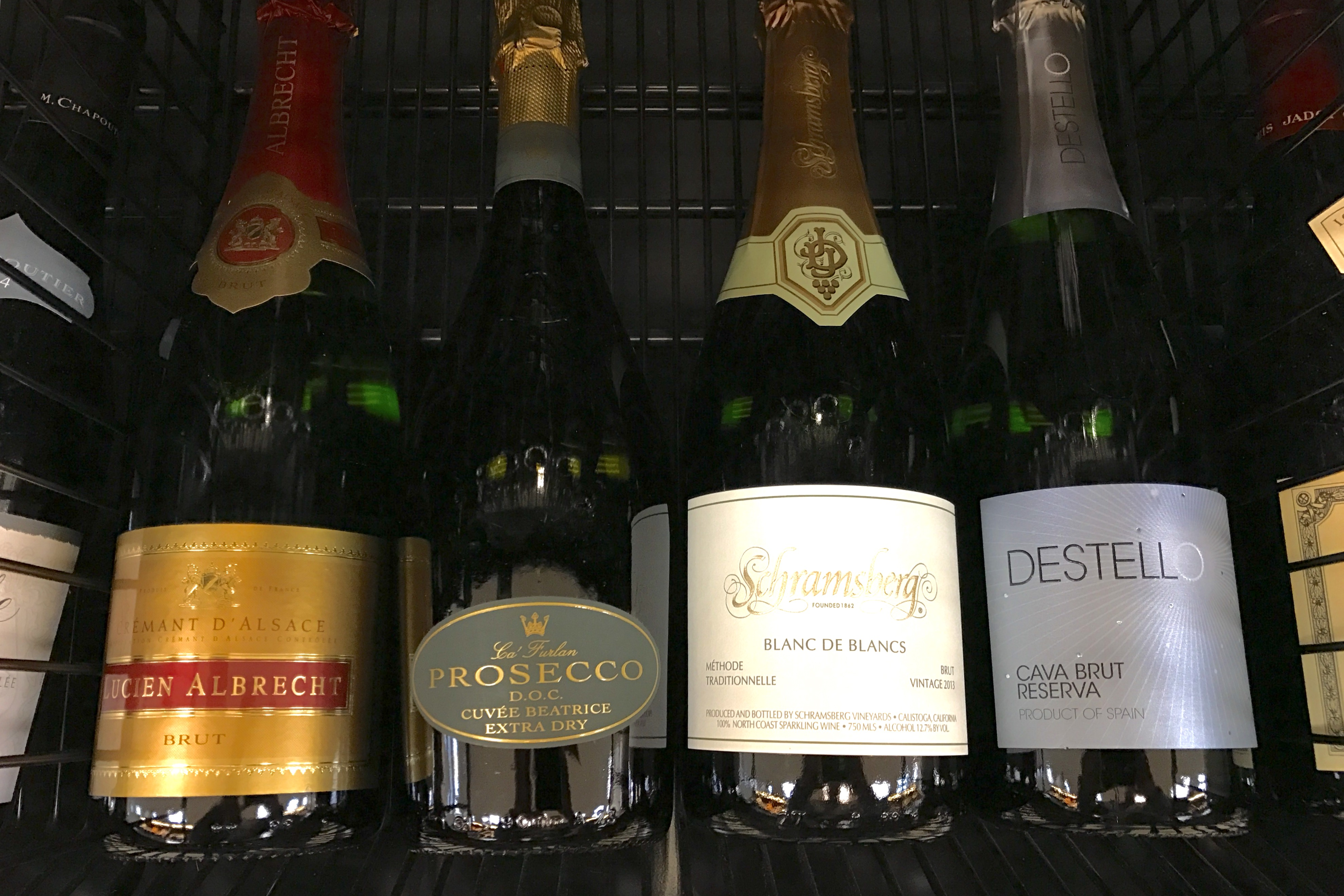 What sparkling wine is right for your wedding? Cremant, Prosecco, Cava, Sparkling, or traditional Champagne?